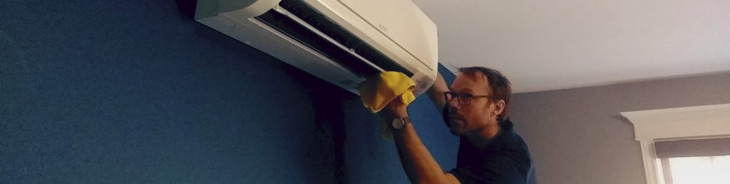 Cleaning Heat Pumps Professionally